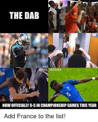 Dab Meme - the dab memes now officially o 5 in chionship games this year add