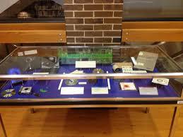 preservation exhibit at niu digital powrr preservation research