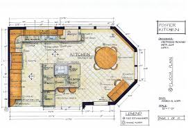 Kitchen Design Plans Foster Kitchen Design Floor Plan Intr 224 Residential Kit Flickr