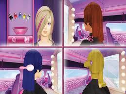amazon com barbie jet set u0026 style nintendo wii video games