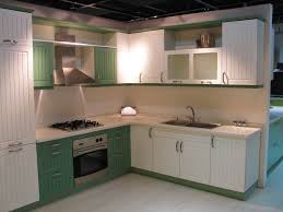 china thermofoil mdf kitchen cabinets in double side foil china