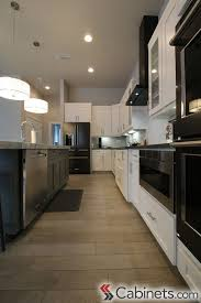 Black And White Kitchen Cabinets by 70 Best White Cabinets Images On Pinterest White Cabinets