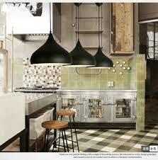 aliexpress com buy modern green black kitchen led hanging lamp