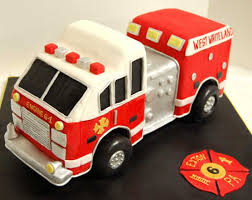 117 best firemen police emergency cookies cakes food