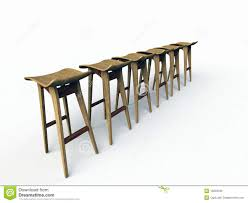 Furniture Row Bar Stools Row Of Modern Bar Stools Royalty Free Stock Images Image 19203189