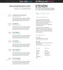 What Is The Best Resume Template Free Resume Templates Sample Format For Fresh Graduates Two Page
