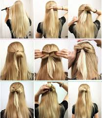 cool step by step hairstyles easy everyday hairstyles simple hairstyle ideas for women and