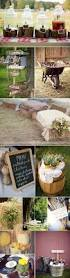 western themed table centerpieces rustic table settings for weddings outdoor birthday party