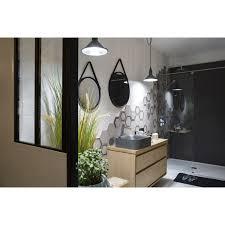 fenetre metal style atelier verrière atelier aluminium noir vitrage non fourni h 1 08 x l