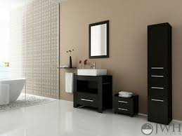 Espresso Vanity Bathroom 31 5 Libra Modern Single Bath Vanity Bathgems Com