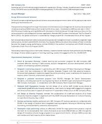 Sap Consultant Resume Sample by It Consultant Resume Management Consulting Resume Example For