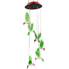 Colors Of The Mexican Flag Wind Chimes Amazon Com