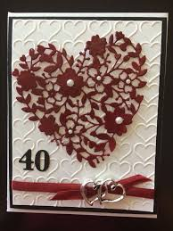 40th anniversary gift 12 gift for 40th wedding anniversary 40th anniversary gift print