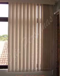 Basta Cortina Persiana Vertical Tecido Blackout - Valor M² - R$ 92,98 em  &MN64