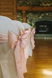 blush chair sashes chair sash blush crushed taffeta chair flair wedding