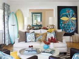Beach House Home Decor by Color Theory And Living Room Design Hgtv