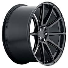 niche mustang wheel 20x9 10 matte black set of four 2015 2017