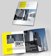 architecture brochure templates free 50 creative corporate brochure design ideas for your inspiration