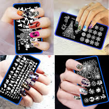 compare prices on konad nail art plates online shopping buy low