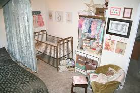 how to make a nursery in your master bedroom amy u0027s creative pursuits