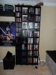 Blu Ray Shelves by Sonic Debauchery U0027s Home Theater Gallery Sd U0027s Home Theater