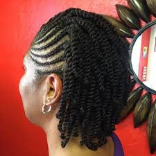 cornrow and twist hairstyle pics 50 easy and showy protective hairstyles for natural hair