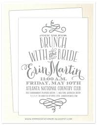 bridesmaids luncheon invitation bridal brunch bridal brunch ideas bridal luncheon invitations etsy