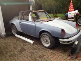 porsche for sale uk 911 targa restoration project