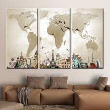 Art Decoration For Home by Compare Prices On Canvas Art 3 Piece Online Shopping Buy Low