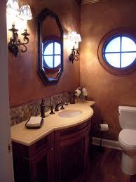 Guest Powder Room Baths