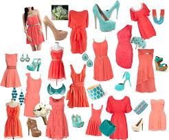 pink matches with what color how to wear mint and coral