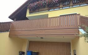 sch co balkone balkon aus kunststoff beautiful home design ideen