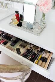 How To Organize My Desk How I Organize My Vanity