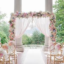 wedding backdrop ideas best 25 ceremony backdrop ideas on wedding ceremony