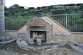 Outdoor Fireplace Chimney Cap - how to build an outdoor stacked stone fireplace