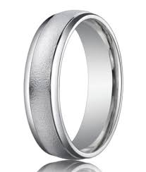palladium ring palladium men s wedding ring wired finish