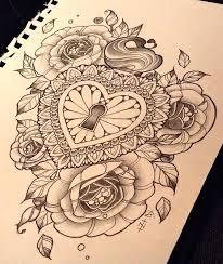 25 trending lock tattoo ideas on pinterest heartless tattoo