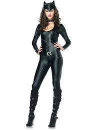Halloween Costumes Black Cat 25 Catsuit Costume Ideas Leather Jumpsuit