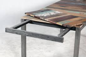 table de cuisine avec rallonge table avec rallonge table cuisine 2 personnes maisonjoffrois
