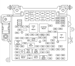 2007 yukon fuse box diagram 2007 wiring diagrams instruction