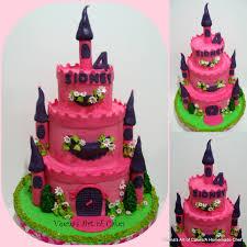 castle cakes buttercream castle cake with princess cupcakes veena azmanov