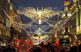 find out when london u0027s christmas lights are being switched on