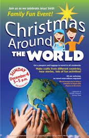 oak grove united methodist church christmas around the world