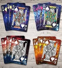 zodiac cards bicycle aries zodiac deck constellation series cards limited