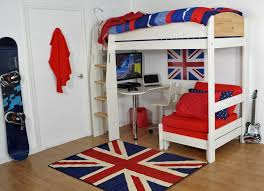 bunk bed with desk for adults large ideas bunk bed with desk for