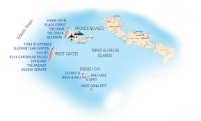 Map Of Roatan Honduras Liveaboard Scuba Dive Yachts Vacations U0026 Trips Aggressor Fleet