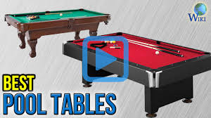 Tournament Choice Pool Table by Top 7 Pool Tables Of 2017 Video Review