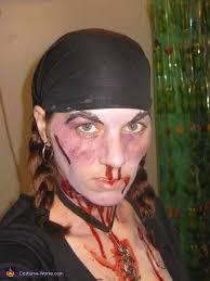 Dead Pirate Costume Halloween Dead Pirate Scary Halloween Costume U0026 Makeup Photo 2 3