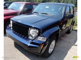 jeep navy blue 2012 true blue pearl jeep liberty sport 4x4 68890073 gtcarlot