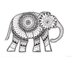 221 elephant art images mandalas elephant art